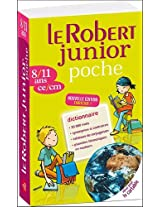 Le Robert Junior Poche -