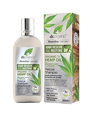 Dr Organic Shampoo Hemp Oil 265 ml