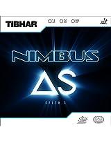 Tibhar Nimbus Delta S Max Table Tennis Rubber (Black)