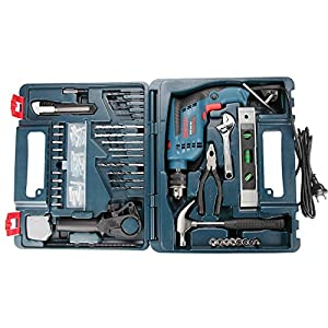 Bosch GSB 600 RE Smart Drill Kit - 13mm 600w