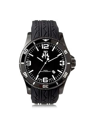 Jivago Men's JV0110 Black Stainless Steel Watch