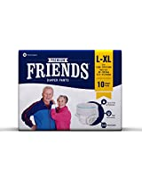 Friends Adult Pull ups - Large to Extra Large