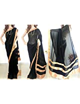 Ala Creations Georgette Saree