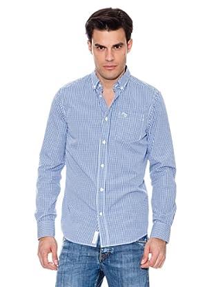 Pepe Jeans London Camisa Murray (Marino / Blanco)