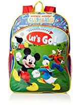 Disney Boys' Disney Mickey Mouse Backpack