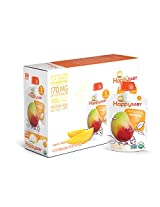 Happy Baby Organic Baby Food 1 Starting Solids Fresh Mango 3.5-Ounce (Pack of 16)