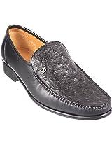 DAVINCHI 14 7514 Black Formal Shoes
