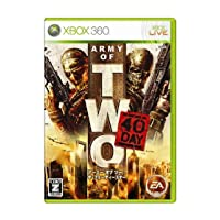 ARMY OF TWO:The 40th Day(xbox360)