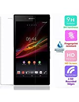FEYE Tempered Glass Screen Scratch Resistant Guard for Mobile Sony Xperia Z Ultra