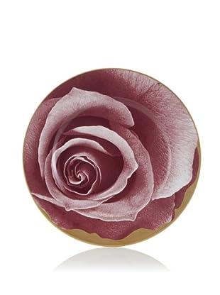 Roberto Cavalli Casa Rose Charger (Purple)