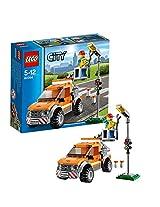 Lego City Great Vehicles Light Repair Truck, Multi Color