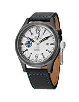 Ball Fireman Automatic Silver Dial Leather Men'S Watch - Ball-Nm1092Cl3Jslb