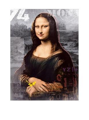 PlatinArt Cuadro Hommage À Da Vinci 60 x 80