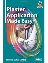 Plaster Application Made Easy With Dvd-Rom