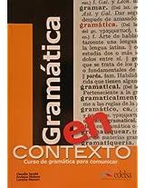 Gramatica En Contexto: Libro