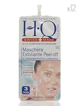 HQ Kit De 12 Productos Mascarilla Exfoliante Peel Off 15 ml cad.