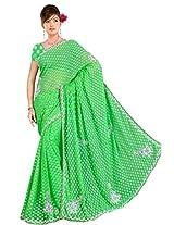 Latest Fashionalbe Stone Work Saree Women's Party Wear Saree Wedding Sari