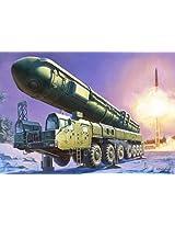 Zvezda Models Ballistic Missile Launcher