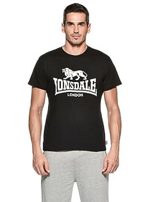 Lonsdale Camiseta Manga Corta Logo