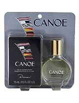 CANOE Cologne Splash .5 oz Travel Size with Box