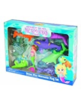 Wild Republic Box Movable Mermaid Playset