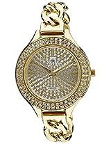 Daniel Klein Analog Silver Dial Women's Watch - DK10572-2