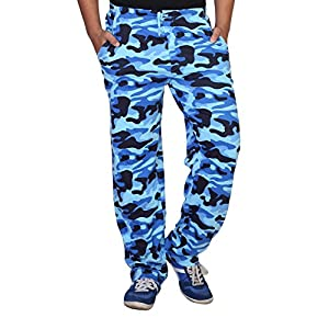 Clifton Men Army Printed Track Pant
