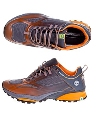 Timberland Zapatillas Out Cordones (naranja / marrón)