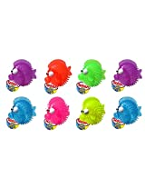 Ja-Ru Splash Fun Squirting Blow Fish Party Favor Bundle Pack