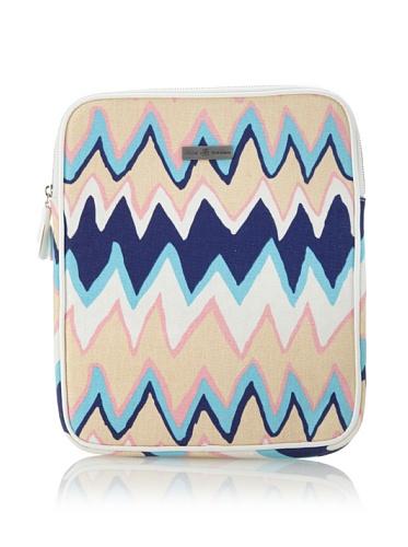 Julie Brown iPad Case (Navy Charlie)