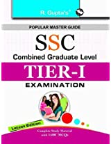 SSC Combined Graduate Level Posts: Tier-I Examination Guide (Popular Master Guide) (Lates tEdition)