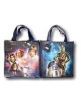 """Disneys Star Wars The Force Tote Bag Bundle 2 Totes (13"""" L X 18"""" H)"""