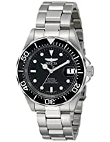 Invicta Pro-Diver Analog Black Dial Men's Watch - 8926