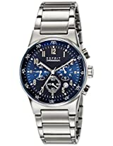 Esprit Equalizer Analog Blue Dial Men's Watch - ES000T31023-N