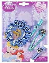 Disney Cinderella On Blue Flower Hair Accessories