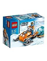 Lego City 60032 - Arctic Snowmobile