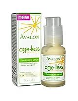 Avalon Organics Age-less Illuminating Serum - 1 oz