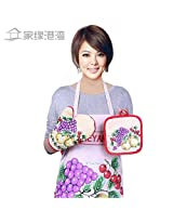 MICROWAVE OVEN POT PAD HEAT PROOF GLOVES KITCHEN PROTECTOR UTILITY