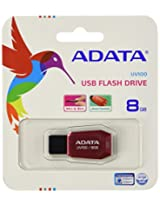Adata Dash Drive UV100 8 GB USB Pen Drive (Red)
