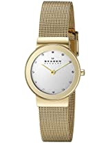 Skagen Analog Multi-Colour Dial Women's Watch 358SGGD