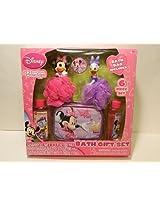 Disney Minnie Mouse Bow-Tique Bath Gift Set Christmas / Birthday