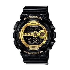 Casio G-Shock GD-100GB-1DR (G340) Men's Watch