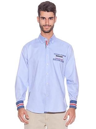 Giorgio Di Mare Camisa Dundee (Azul)