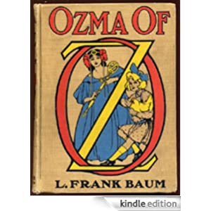 OZMA OF OZ (non illustrated)