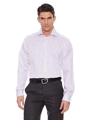 Hackett Camisa Cuadros (Violeta)