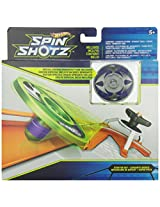 Hot Wheels Spinshotz Starter Set Assortment, Multi Color