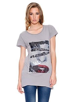 Fornarina Camiseta Cloud (Gris)