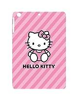 Hello Kitty Hard Shell Striped Case for iPad Mini - Pink