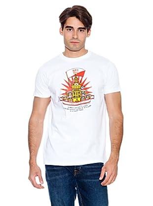 Kukuxumusu Camiseta Sevilla F.C. (Blanco)