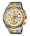 Casio Edifice EFR-539SG-7AV Chronograph Black Dial Men's Watch